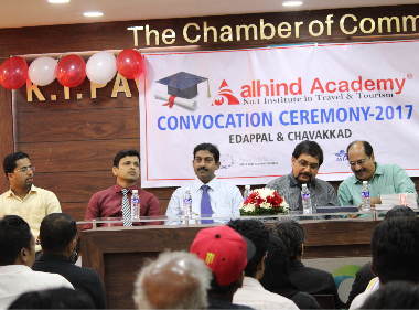 Alhind Academy Chavakkad Convocation